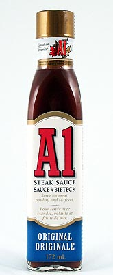 Ask the MB -- A.1. Steak Sauce