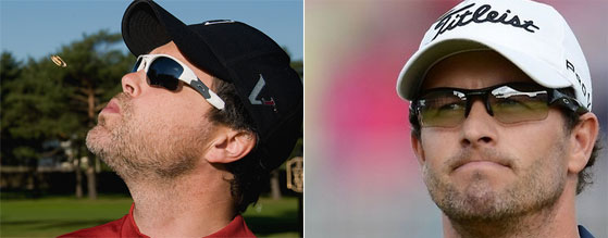 Did Sunglasses Play Role in Adam Scott's Open Nightmare?