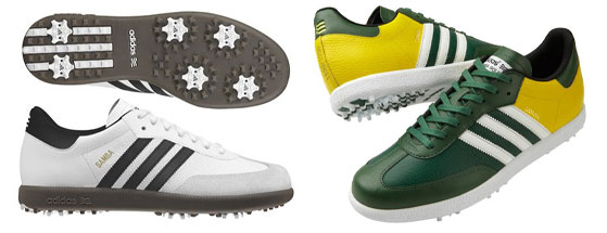 MB Endorses: Adidas Samba Golf Shoes