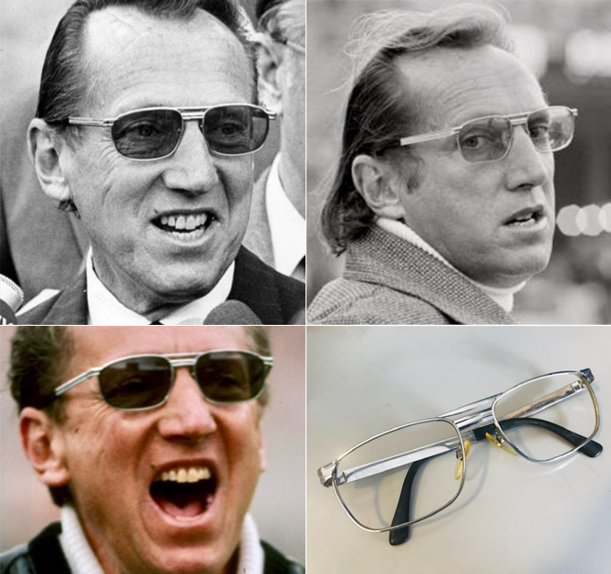 Ask the MB: What Sunglasses Did Al Davis Wear in the 1970s?