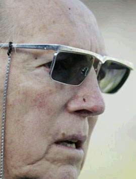 Ask the MB: Al Davis's Sunglasses
