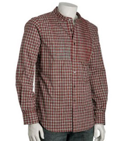 Adam by Adam Lippes Banded Collar Shirt via Bluefly, $69.99