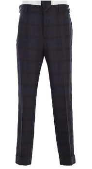 Tartan Trousers via Brooks Brothers, $250.00