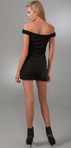 Tigerlily Off Shoulder Hot Dress via shopbop.com, $121.00