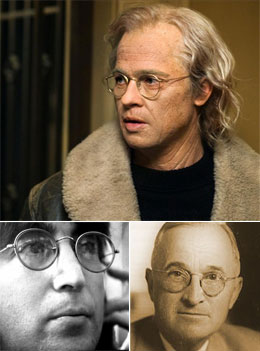 Ask the MB: Brad Pitt Glasses