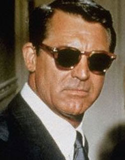Cary Grant in <em>North by Northwest</em>, 1959