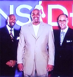 Charles Barkley: The Round Mound of Ill-Conceived Outfits