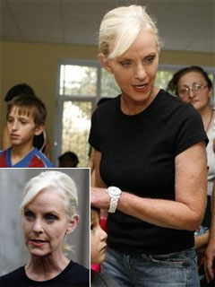 Cindy McCain -- Showing Some Promise