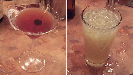 MB Cocktail Contest: Matt Konrad vs. Conrad