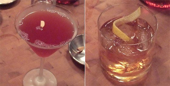 MB Cocktail Contest: Michael Oakley vs. Isaac Blesener