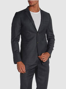 Costume National Homme Suit via YOOX, $498.00