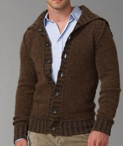 Dolce & Gabbana Reversible Cardigan via Saks Fifth Avenue, $475.00