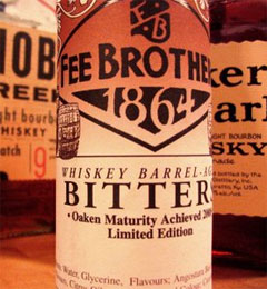 MB Endorses: Fee Brothers Whiskey Barrel-Aged Bitters