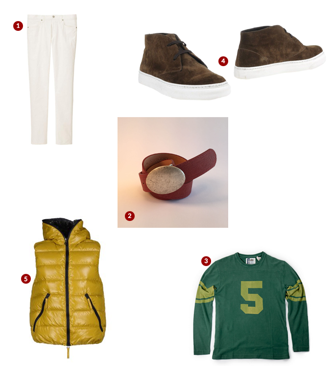Get Dressed: Packers vs. Chargers — October 18, 2015 at Lambeau Field