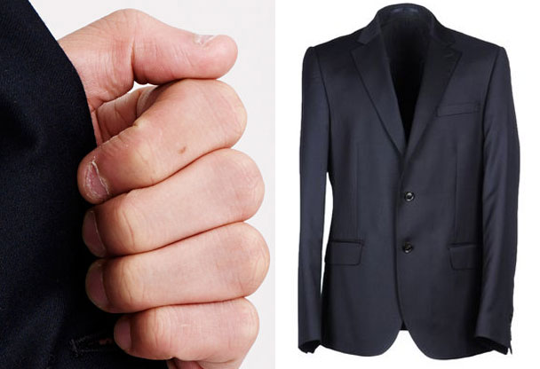 Ask the MB: Slim-Fit Navy Wool Blazer