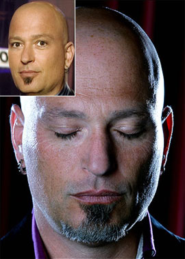 Howie Mandel's Facial Hair