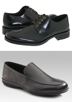 Ask the MB: Kenneth Cole Black Oxfords