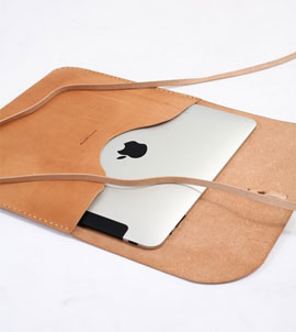 Kenton Sorenson iPad Cover via Context Clothing, $190.00