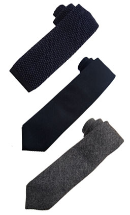 Wide ties, skinny prices!