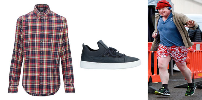 MB Deals of the Week: A Brooks Plaid and Alexander Smith Sneakers