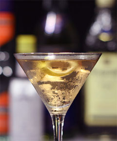 Ask the MB: Winter Martini
