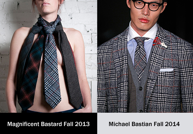 Magnificent Bastard Tie Sale
