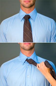 MB Endorses: Mountain and Sackett Cashmere Ties