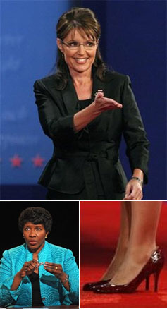 Sarah Palin Ruins a Perfectly Good Outfit
