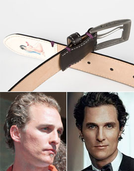 Ask the MB: Paul Smith Belt