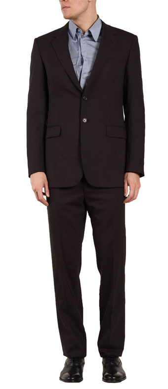 This Prada suit costs less than a J. Crew Ludlow