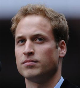 Prince William Gets Ready to Tie the Knot, MB-Style