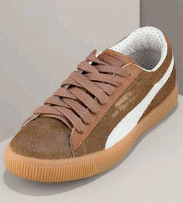 superior quality 32011 6c391 April 3, 2008 Clyde Hair-Calf Sneaker via Neiman Marcus,  200.00