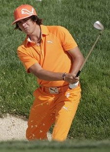 MB Note to Rickie Fowler
