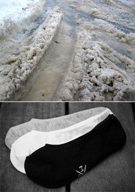 Ask the MB: What Color Socks with Jeans and Sneakers?