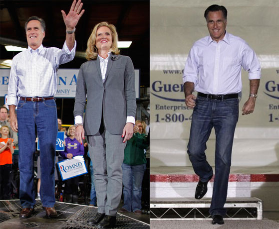 Ask the MB: Mitt Romney Mom/Dad Jeans