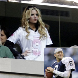 Tony Romo and Jessica Simpson: True Love