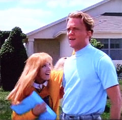 Anthony Michael Hall as Jim. Nice acid wash!