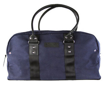 Scout Series Navy Duffle via Wheelman & Co., $159.00