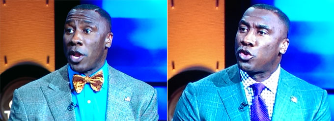 Ask the MB: Is Shannon Sharpe a Clown, or Sharp Dresser?