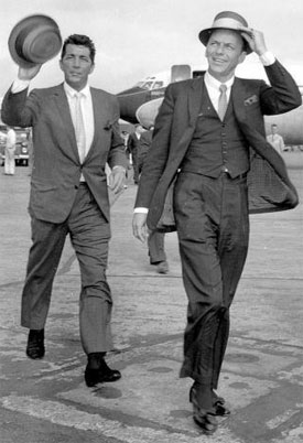 Also, it doesn't hurt to have Dean Martin as an accessory