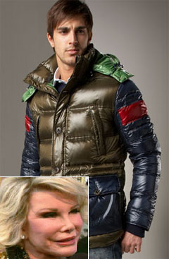 Colorblock Ski Jacket via Neiman Marcus, $1215.00