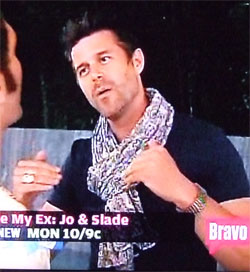What Not to Do: Look Like Slade from Bravo's <em>Date My Ex</em>