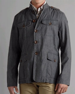 Spiewak Chester Jacket via Tobi, $102.00