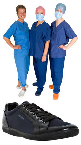 Ask the MB: Stylish Surgeon Shoes