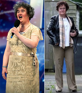 The Susan Boyle Makeover