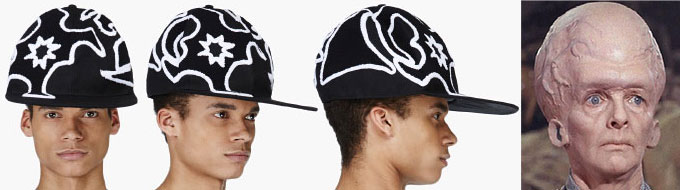 Show Us Your Game Face, Dude! KTZ Tattoo Cap
