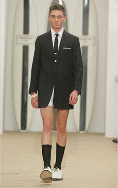 Ask the MB: Thom Browne as Emperor's Clothes?