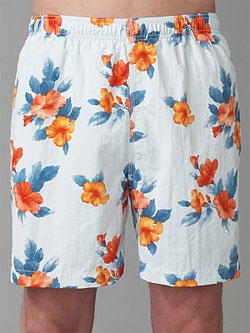 Tommy Bahama Hold 'Em Swim Trunks via Saks Fifth Avenue, $51.90