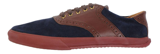 TST Low-tops via YOOX, $144.00
