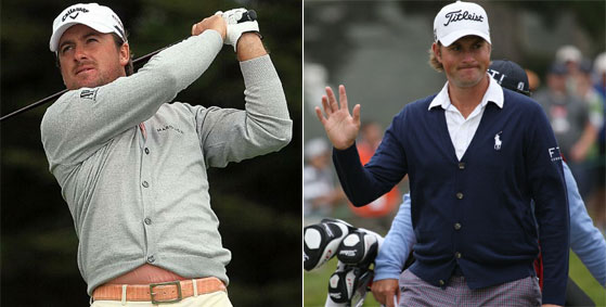 Cardigans Now Two for Last Three at US Open